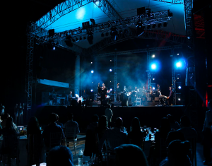 Concert at the International Convention Center at Puerto Vallarta