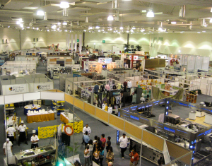 Expo at Convention Center